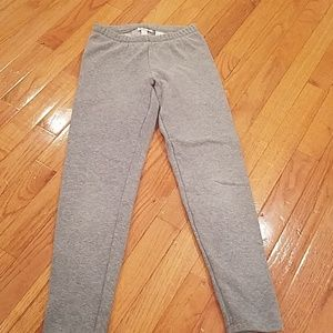 Girls thermal leggings